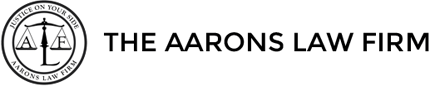 Logo of The Aarons Law Firm